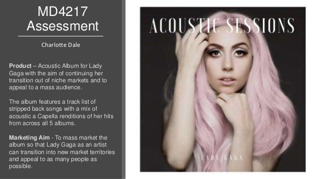 Lady Gaga Marketing Campaign