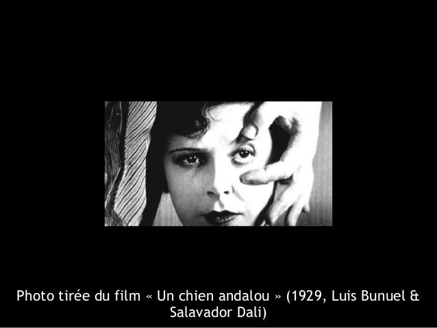 Essay on un chien andalou youtube