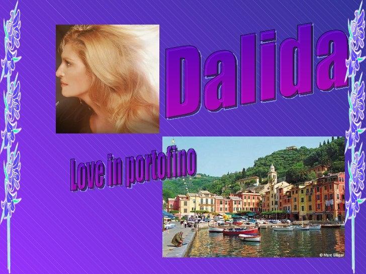 Dalida  Love in portofino
