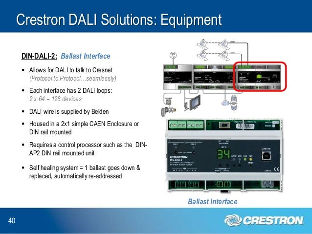 Dali Diagram Of Ballast - Electrical Wiring Diagram House •