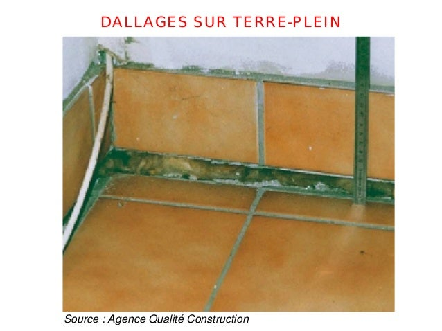 Dallage doc for Dallage sur terre plein