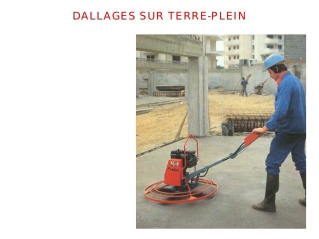 Dallage doc - Dallage sur terre plein ...