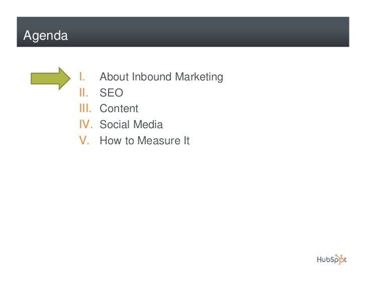 Mapping the Inbound Marketing Ecosystem Slide 2