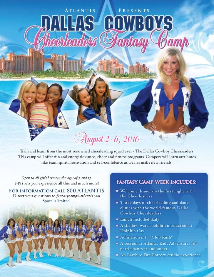 At l a n t i s             Presents                                            August 2- 6, 2010     Train and learn from ...