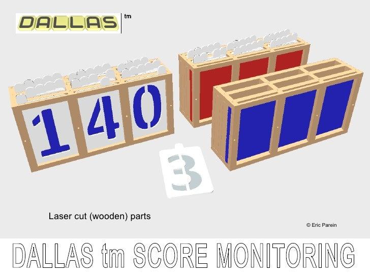 tmLaser cut (wooden) parts                           © Eric Parein