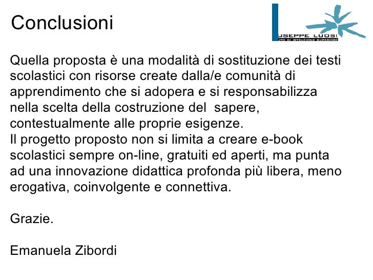 dal libro di testo all 39 e book
