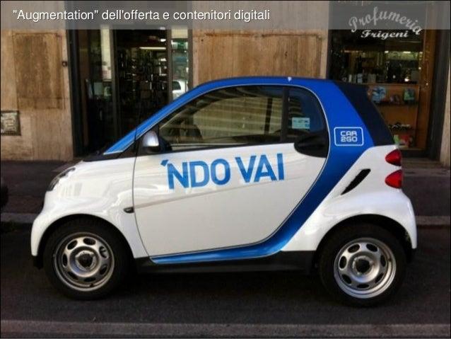 "carsharing carsharing peer to peer carpooling parcheggio bike sharing taxi TPL ""Augmentation"" dell'offerta e contenitori d..."