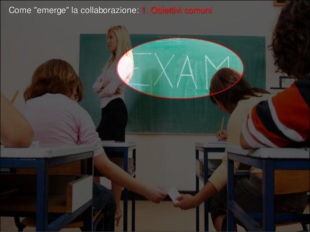 """Obiettivi Comuni Social Objects Strumenti comunicazione Relazione Sociale collaborazione emergente """"Enablement"""" Risorse Um..."""