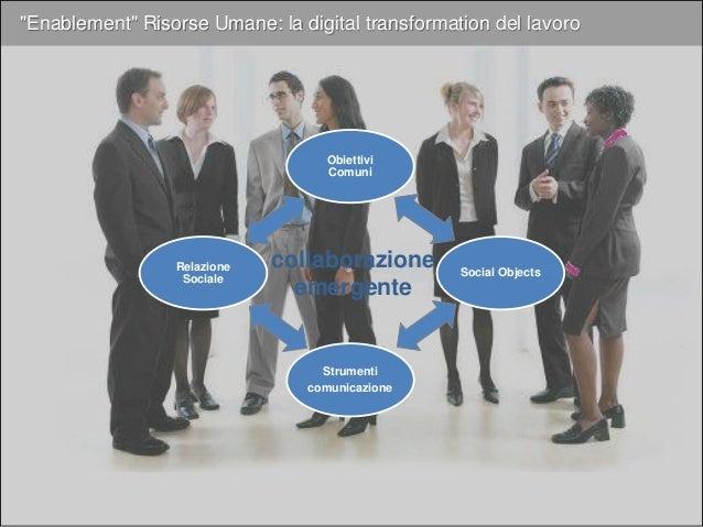 """Cultura manageriale Posto di lavoro High performance work practices Tecnologia Smart working Un modello di smart working """"..."""
