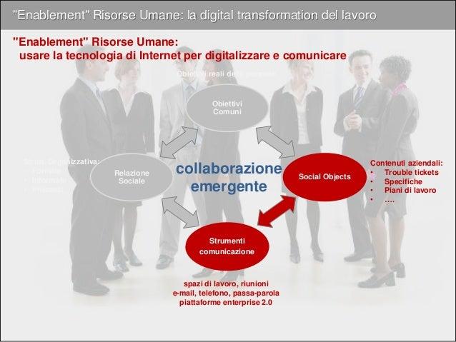"""gli strumenti """"social"""" favoriscono la comunicazione e l'interazione…"""
