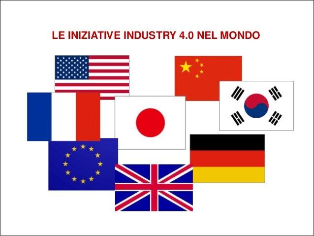 L'Agenda Digitale Tedesca e l'Industrie 4.0 I temi dell'Agenda Digitale 2014 - 2017: 1. Digital Infrastructure 2. Digital ...