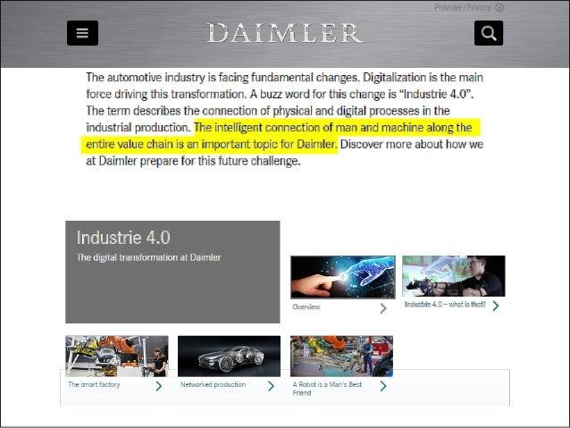 """Introduzione dell'Industria 4.0 in azienda: impatto fonte: Staufen Italia """"Industria 4.0 Sulla strada della fabbrica del f..."""