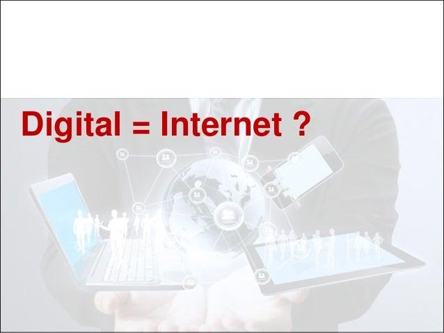 Internet: connettività Internetworking