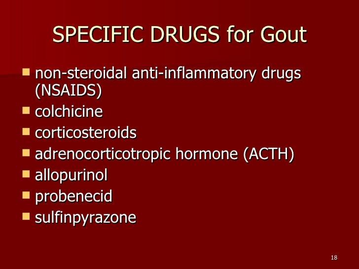Benemid Medication