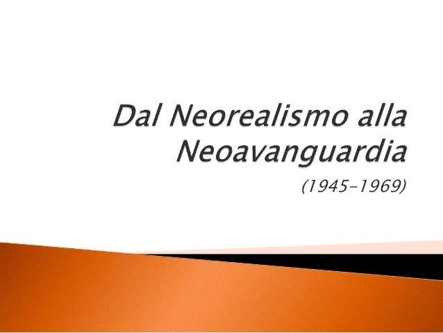 (1945-1969)