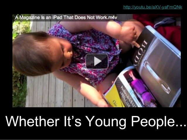 http://www.youtube.com/watch?v=ZCJ6SvFB32Q    Or Older Generations