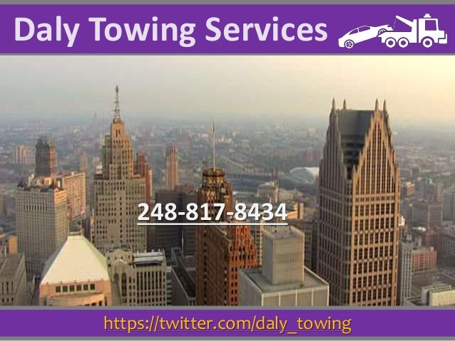 https://twitter.com/daly_towing Daly Towing Services 248-817-8434