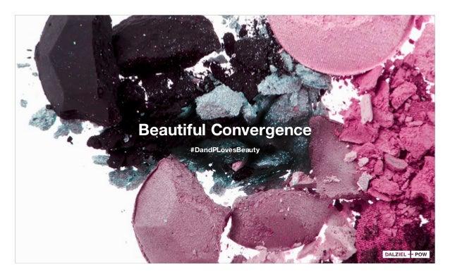 Beautiful Convergence #DandPLovesBeauty