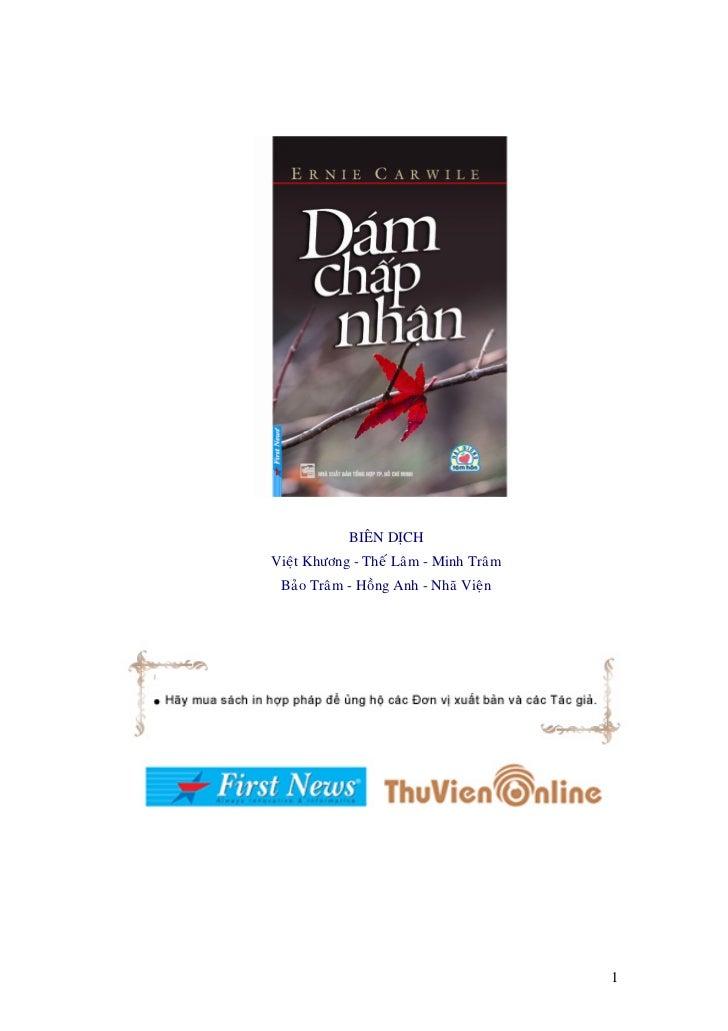 BIEÂN DÒCHVieät Khöông - Theá Laâm - Minh Traâm Baûo Traâm - Hoàng Anh - Nhaõ Vieän                                        1