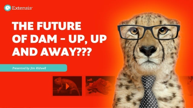THE FUTURE OF DAM – UP, UP AND AWAY???  THE FUTURE OF DAM– UP, UP AND AWAY???  Presented by   Jim Kidwell