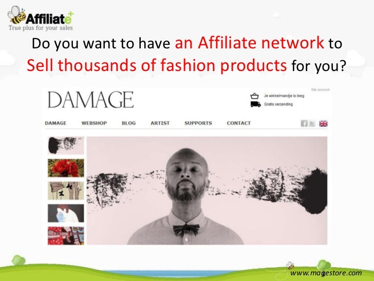 Do you want to have an Affiliate network toSell thousands of fashion products for you?                                    ...