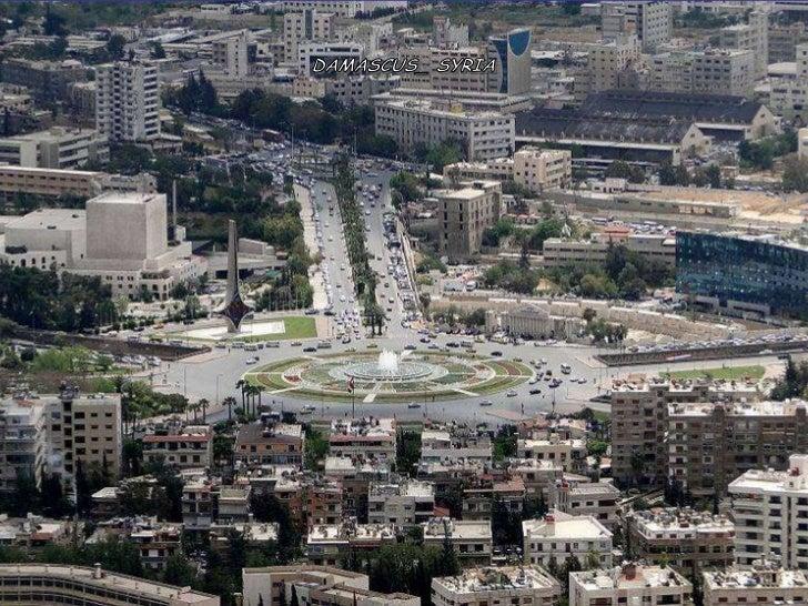 DAMASCUS_ SYRIA<br />