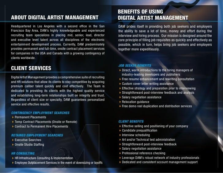 Digital Artist Management