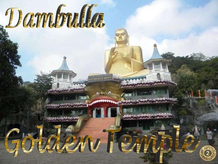 Golden Temple Dambulla 2