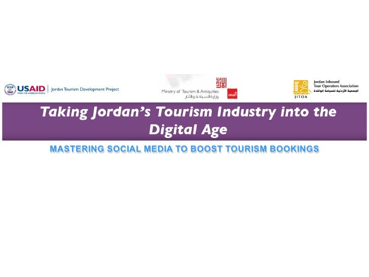 MASTERING SOCIAL MEDIA TO BOOST TOURISM BOOKINGS
