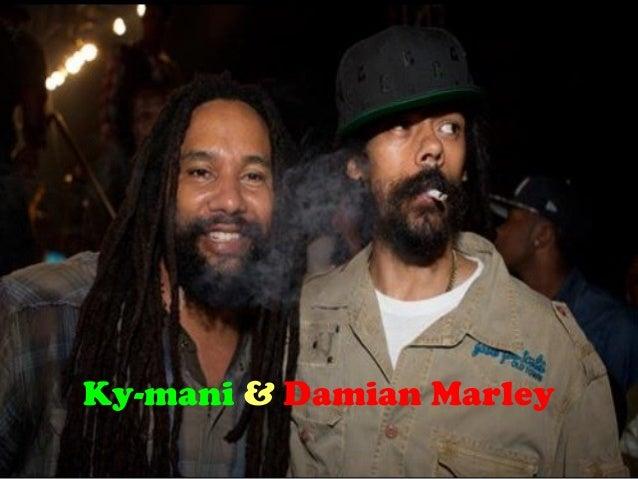Ky-mani & Damian Marley