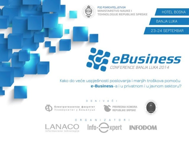 Kompleksnost informacionih tehnologija – Glavna prepreka inovacijama u poslovanju  Damir Buljubasic, Direktor  ORACLE Bosn...