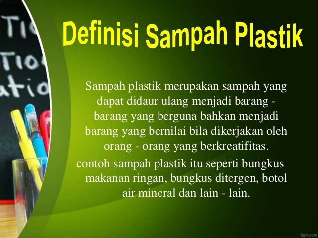 Contoh Teks Eksposisi Bahaya Sampah Plastik Bagi ...
