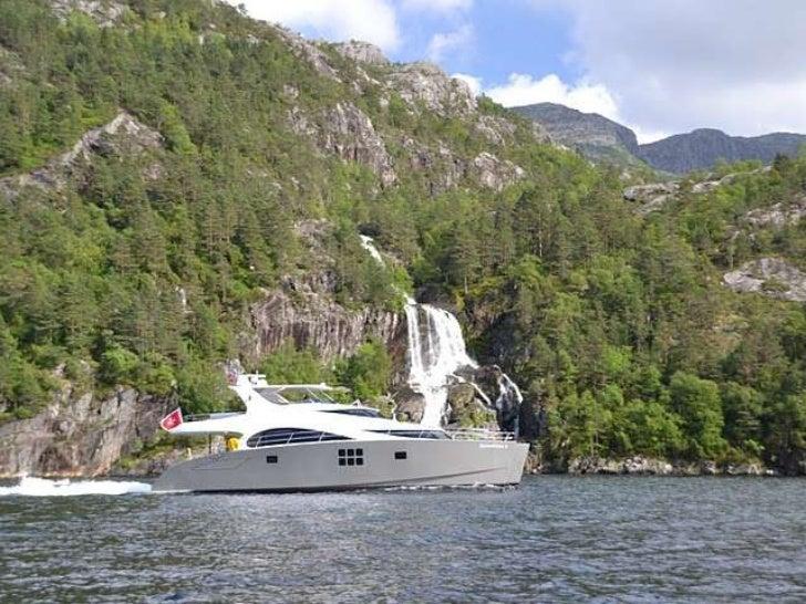 Damrak II maiden voyage