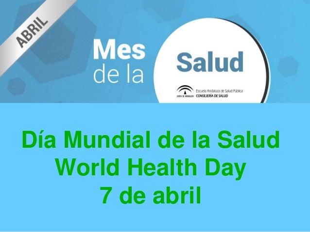 Día Mundial de la Salud: imágenes y mensajes