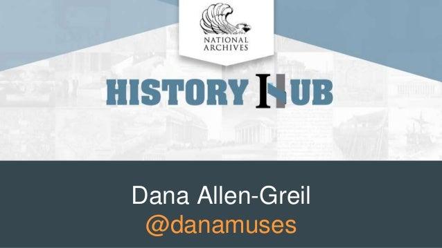 Dana Allen-Greil @danamuses