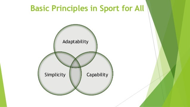 sport for all Amazoncom: elite sport and sport-for-all: bridging the two cultures (icsspe perspectives) (9781138821903): richard bailey, margaret talbot: books.