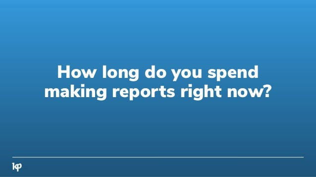 Insights, Not Data: Automated Reporting That Works Slide 2