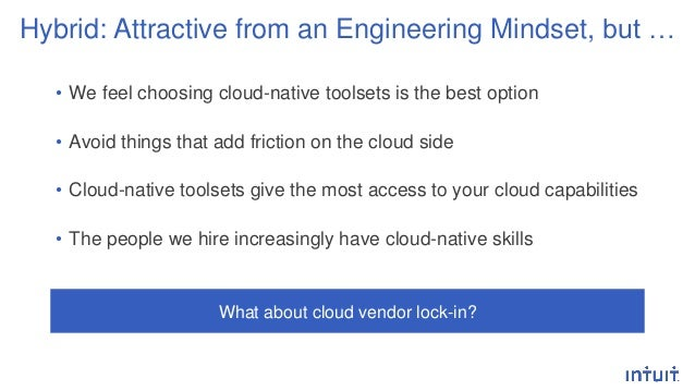 Don't treat your cloud like your data center 3
