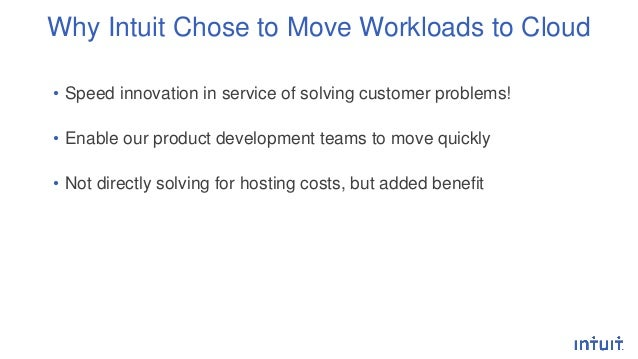 What workloads are good to start with? 1