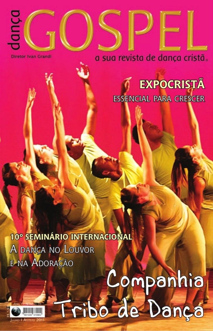 858bc0072a Expocristã essencial para crescer10º Seminário InternacionalA dança no  Louvore ...