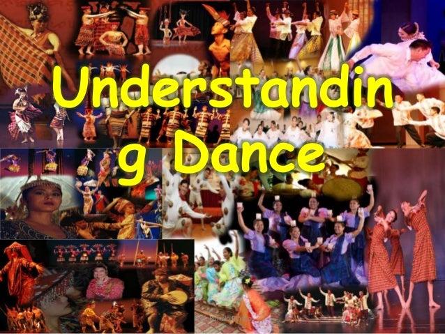 Understandin g Dance Prof. Runelo Piñero