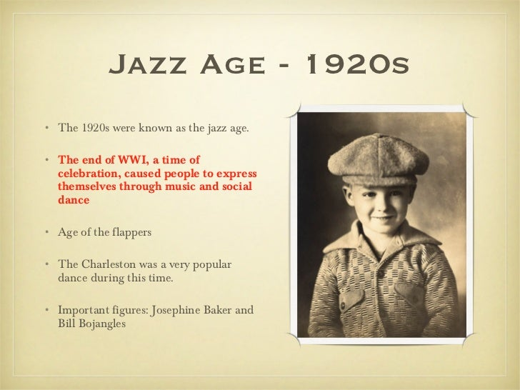 Dance 2 Jazz Powerpoint Evolution