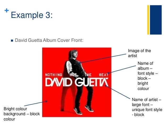 Dance Album Research