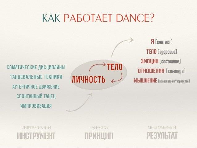 DANCE for Сare Slide 3
