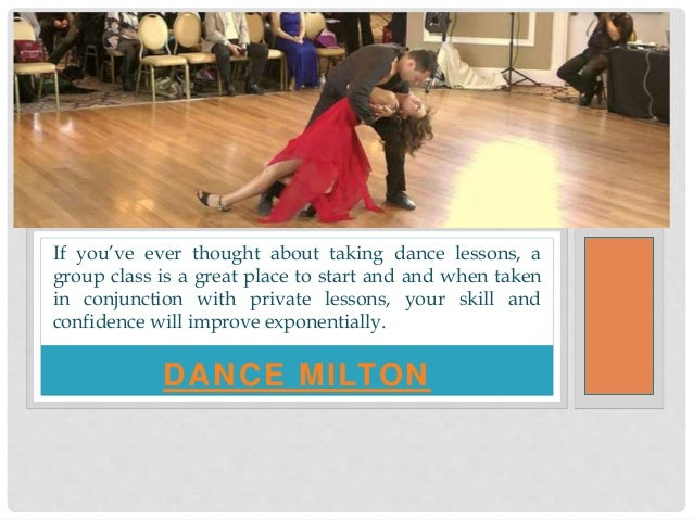 DANCE MILTON