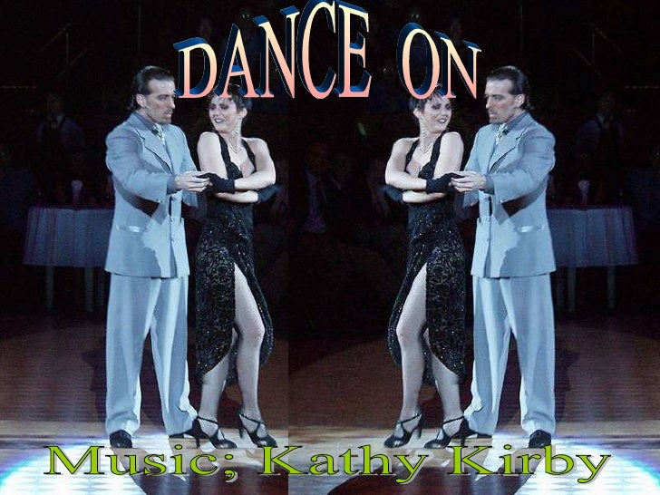 DANCE  ON Music; Kathy Kirby