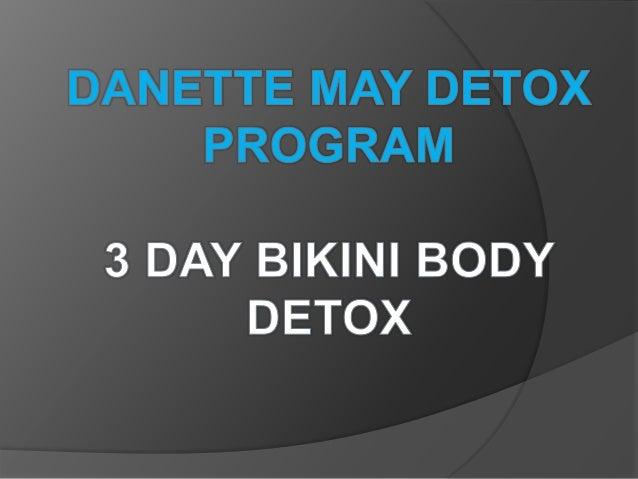 Bikini 3 May Program Danette Detox Day Pdf Body zSUMpV