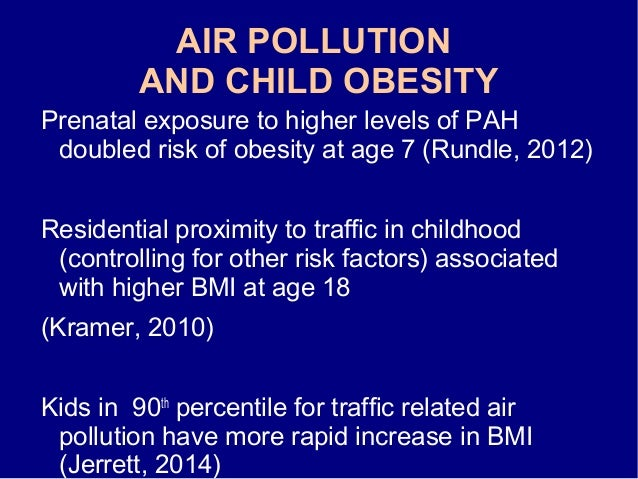 Obesity, Nutrition, and Asthma in Children