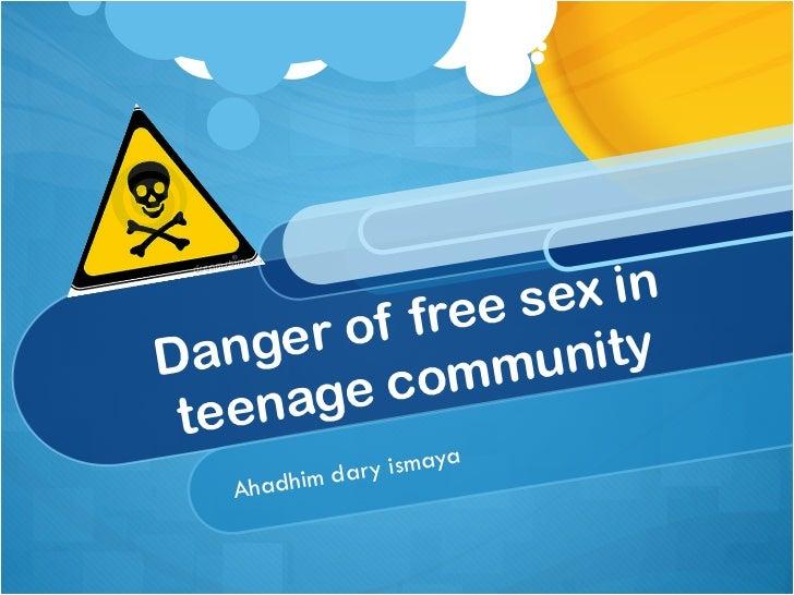 Danger of free sex in teenage community Ahadhim dary ismaya