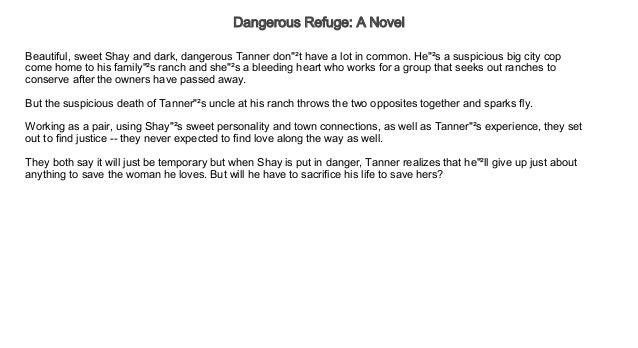 Dangerous Refuge A Novel Free Audio Books Trial